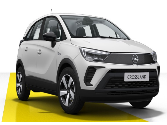 Opel CROSSLAND BUSINESS EDITION F12XE S/S (61kW / 83LE) MT5