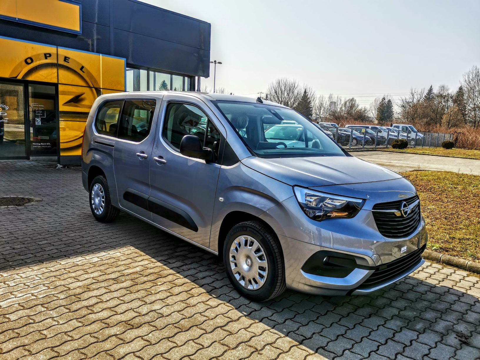Opel Combo Life Edition Plus L2H1 standard F 12 XHL S/S (81kW / 130HP) AT8