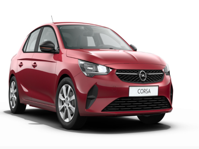 Opel Corsa F Edition F 12 XEL S/S (55kW / 75HP) MT5