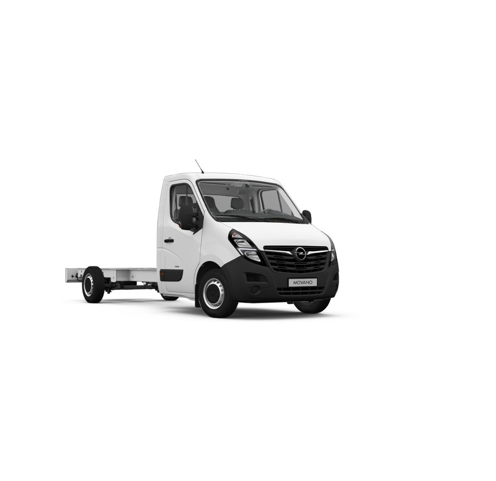 Opel Movano L3H1 Chassis Cab